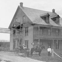 Ancienne Auberge Villa Bellerive